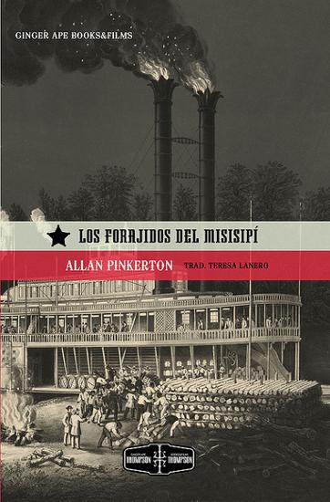 Los forajidos del Misisipí - cover
