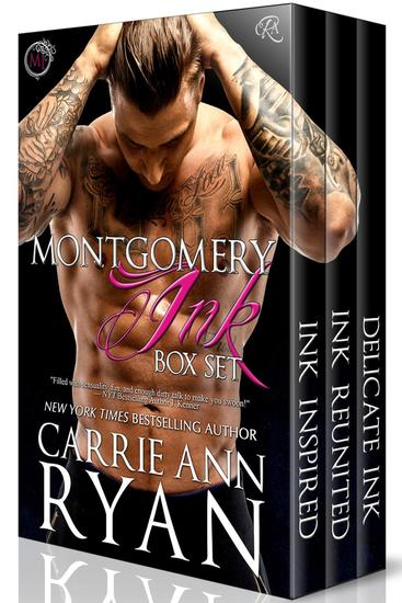 Montgomery Ink Box Set (Books 05 06 and 1) - Montgomery Ink - cover