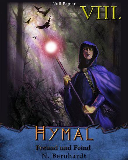 Der Hexer von Hymal Buch VIII - Freund und Feind - cover