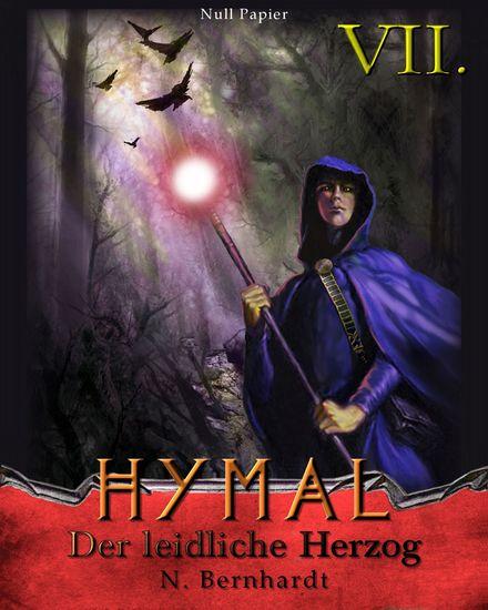 Der Hexer von Hymal Buch VII - Der leidliche Herzog - cover