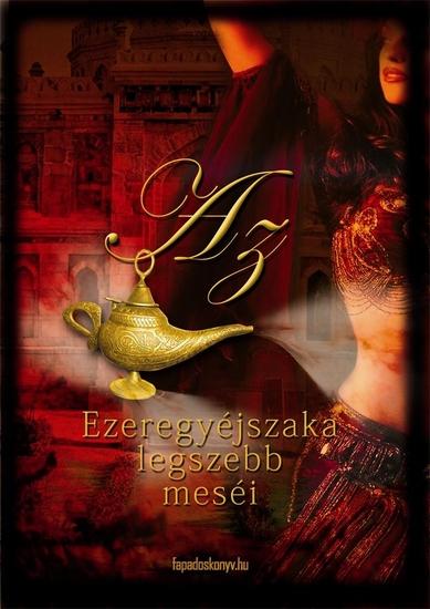 Az Ezeregyéjszaka legszebb meséi - cover
