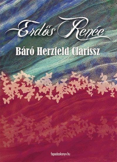 Báró Herzfeld Clarissz - cover