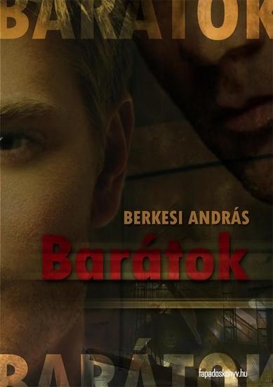 Barátok - cover