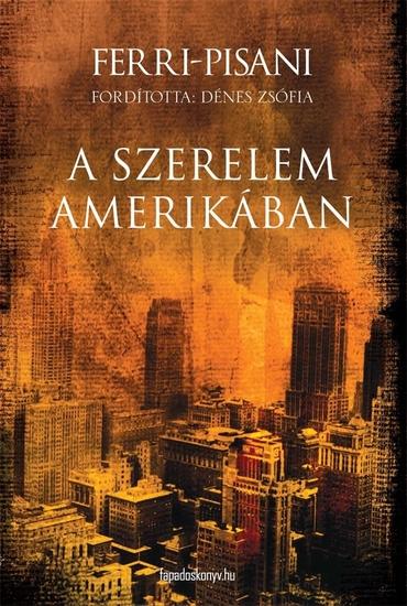 A szerelem Amerikában - cover