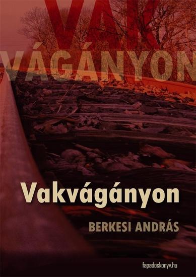 Vakvágányon - cover