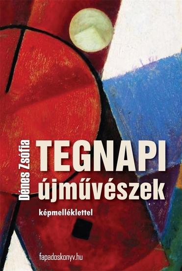 Tegnapi újművészek - cover