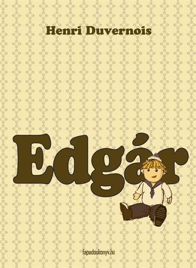 Edgár - cover