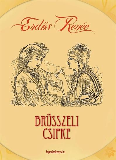 Brüsszeli csipke - cover