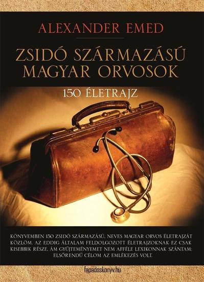 Zsidó származású magyar orvosok - cover