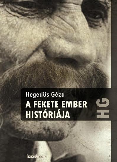 A fekete ember históriája - cover