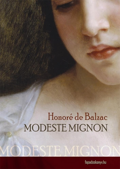 Modeste Mignon - cover