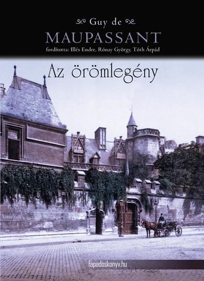 Az örömlegény - válogatott novellák - cover