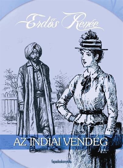 Az indiai vendég - cover
