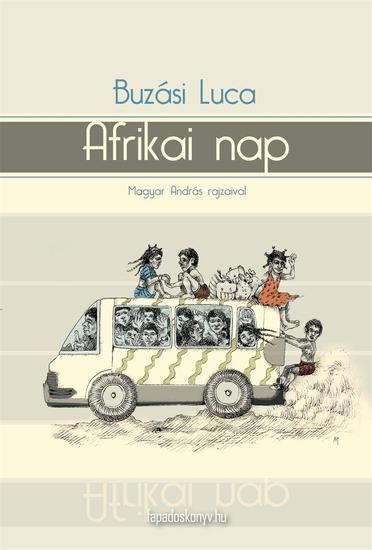 Afrikai nap - cover