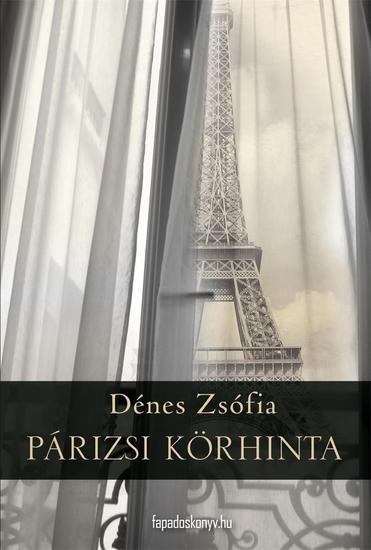 Párizsi körhinta - cover