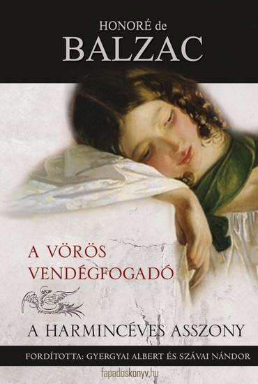 A vörös vendégfogadó A harmincéves asszony - cover