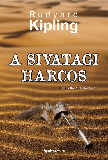 A sivatagi harcos - cover