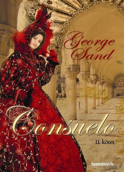 Consuelo II rész - cover