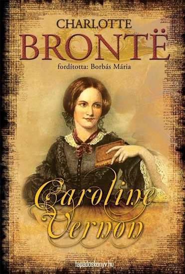 Caroline Vernon - cover