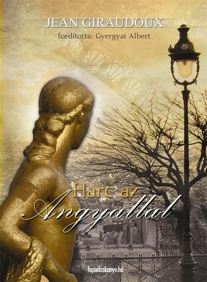 Harc az angyallal - cover