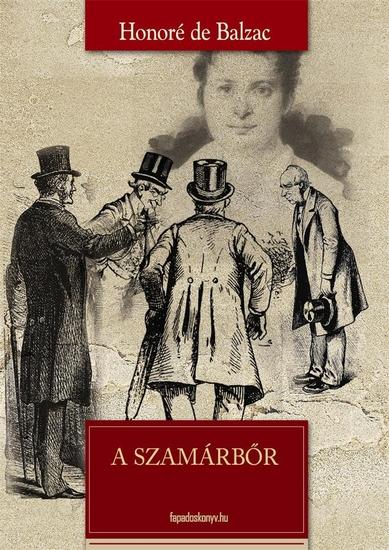 Szamárbőr - cover
