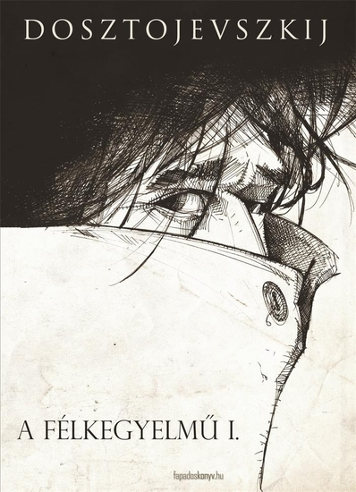A félkegyelmű 1 rész - cover