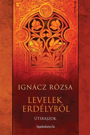 Levelek Erdélyből - cover