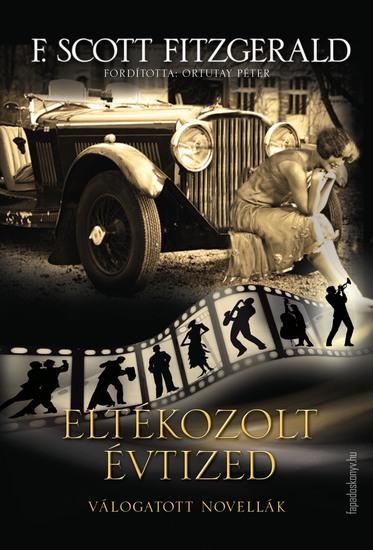 Eltékozolt évtized - cover