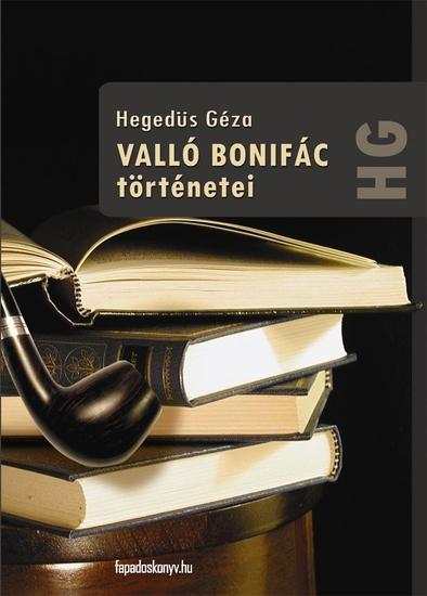 Valló Bonifác történetei - cover