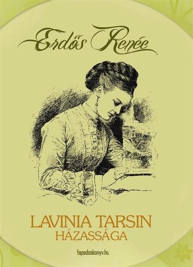 Lavinia Tarsin házassága - cover