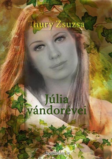 Júlia vándorévei - cover