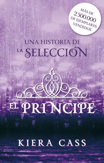 El príncipe - Un cuento de La Selección - cover
