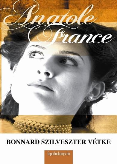 Bonnard Szilveszter vétke - cover