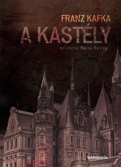 A kastély - cover