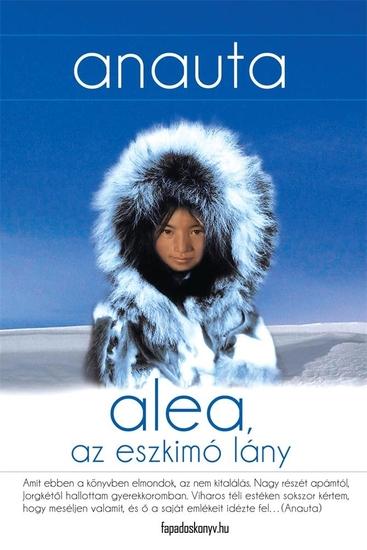 Alea az eszkimó lány - cover