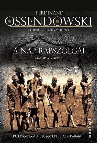 A nap rabszolgái II kötet - cover