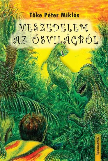 Veszedelem az ősvilágból - cover