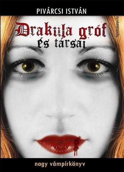 Drakula gróf és társai - Nagy vámpírkönyv - cover