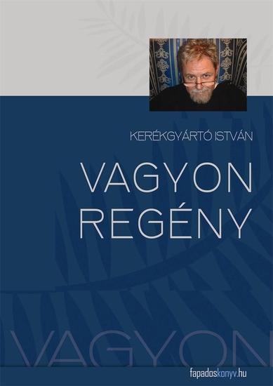 Vagyonregény - cover