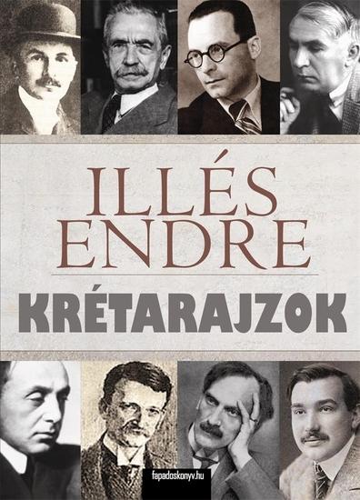 Krétarajzok - cover