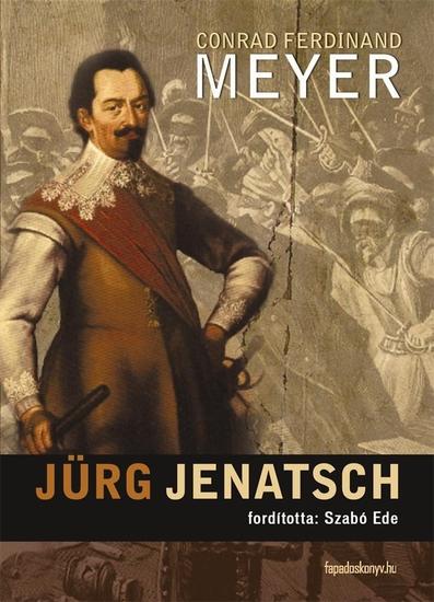 Jürg Jenatsch - cover