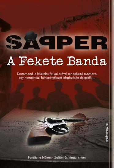 A fekete banda - cover