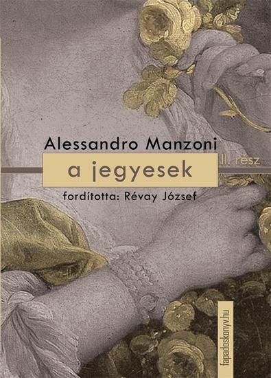 A jegyesek II kötet - cover