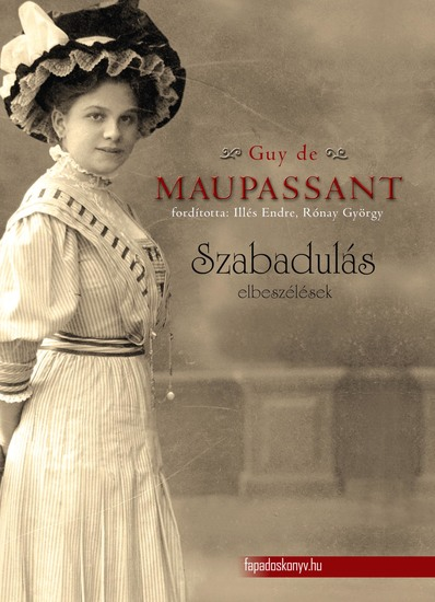 Szabadulás - válogatott novellák - cover