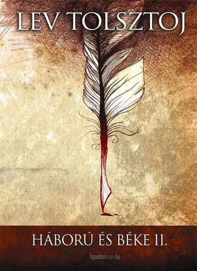 Háború és béke II kötet - cover