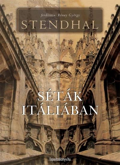 Séták Itáliában - cover