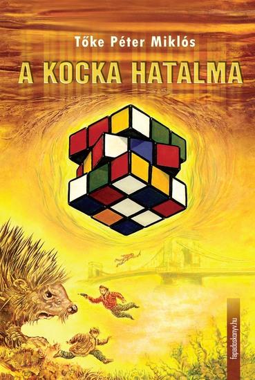 A kocka hatalma - cover