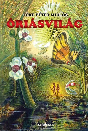 Óriásvilág - cover