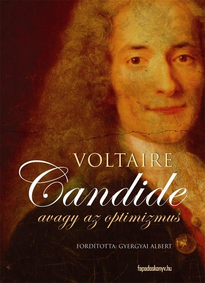 Candide avagy az optimizmus - cover