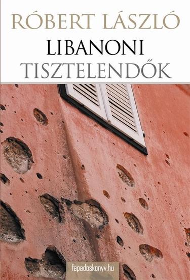 Libanoni tisztelendők - cover